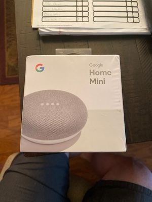 Google home mini for Sale in Victorville, CA