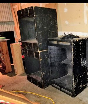 3 Yamaha Speaker Cabinets all for $200 for Sale in Auburn, WA