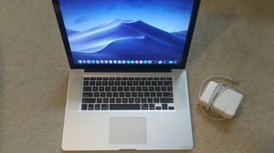 "Available now for pickup 15"" Apple MacBook Pro Final Cut Pro Microsoft Office for Sale in Fort Washington, MD"