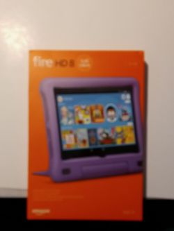 Fire HD 8( Kids Edition & Nupro Carrying Case for Sale in Westlake,  OH