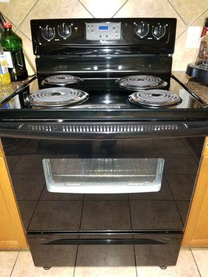 Whirlpool Black Appliance set $600 obo for Sale in Austin, TX