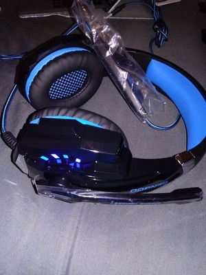 Gaming Headphones (PC, XBOX, PLAYSTATION) for Sale in Tempe, AZ