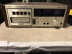 Eight track player/recorder super scope (marantz) for Sale in Albuquerque, NM