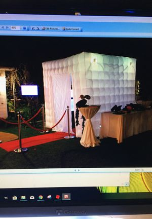 Photo booth for sale for Sale in Las Vegas, NV