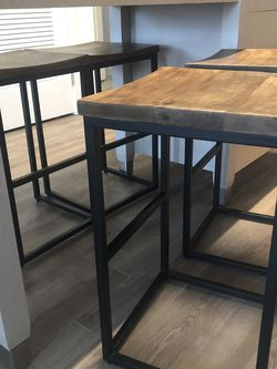 Set Of 4 Counter Stools for Sale in Washington,  DC