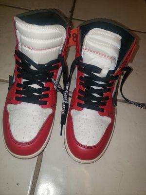 Off White Jordan 1 Chicago for Sale in Miami, FL