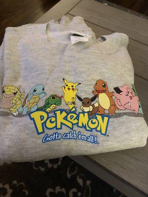 Pokemon vintage shirt for Sale in Stoughton, MA