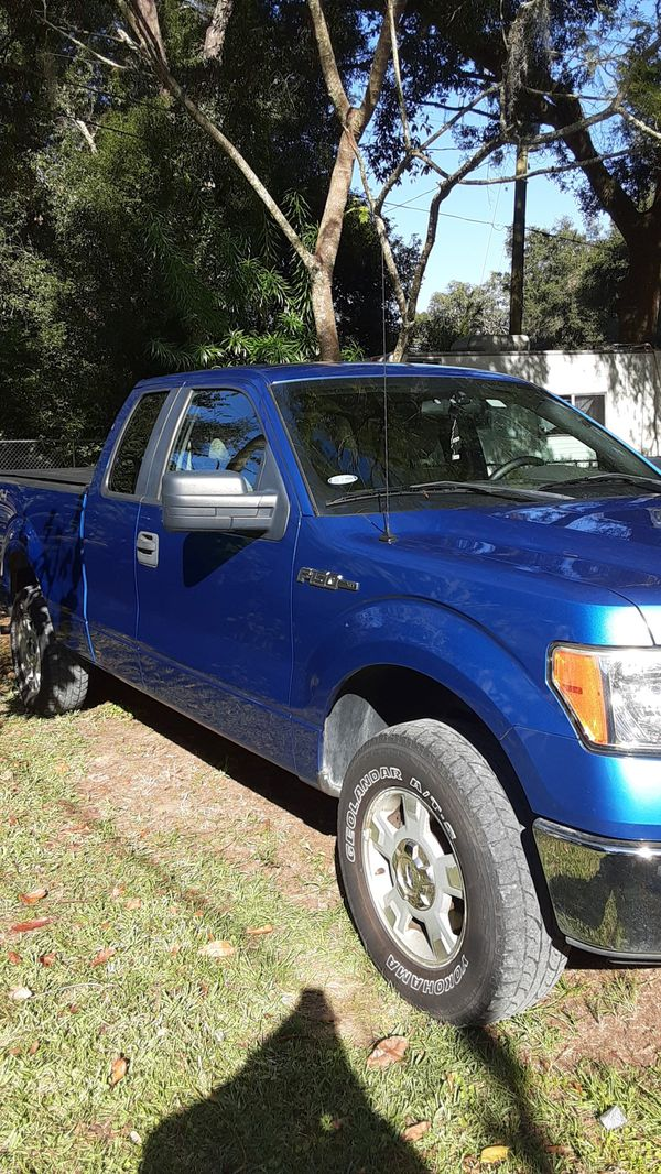 Ford f150 4x4 2009
