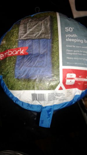 Embark Youth Sleeping Bag for Sale in Los Angeles, CA