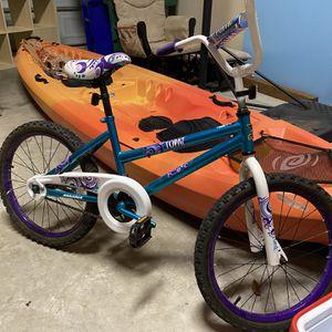 "20"" Girl's Bike for Sale in Cedar Park, TX"