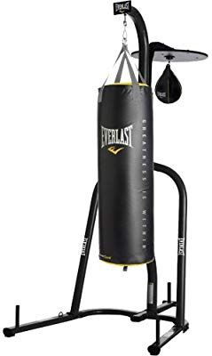 Everlast Powercore Dual Bag and Stand boxing NEW! for Sale in Oakland Park, FL