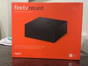Amazon fire tv recast for Sale in Austin, TX
