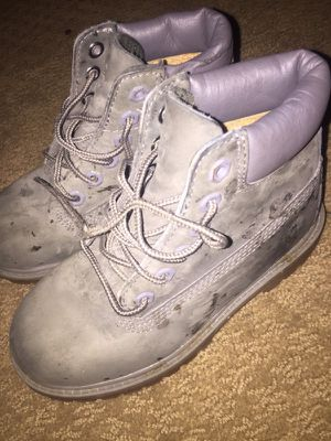 Greytan size12 kids timberlands for Sale in MD, US