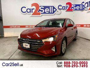 2020 Hyundai Elantra for Sale in Hillside, NJ