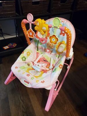 Fisher price baby rocker for Sale in Houston, TX