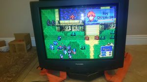 Free CRT TV Panasonic 27 inches for Sale in Huntington Beach, CA
