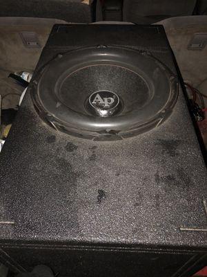 Audiopipe 15 for Sale in Covington, GA