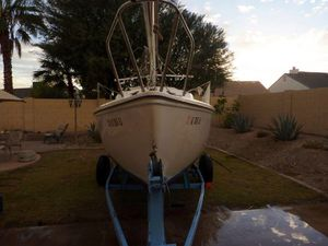 Catalina sailboat 22 ft with trailer for Sale in Tempe, AZ
