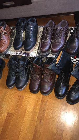 Brand new size 12 and 12.5 work shoes and boots for Sale in Falls Church, VA