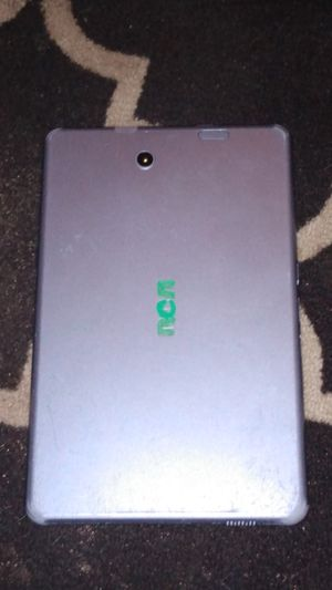 RCA android version great tablet no keyboard unlocked ready to use for Sale in Easley, SC