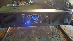 Tecnical pro U PRO 2CH POWER AMPLIFIER for Sale in Columbus, OH