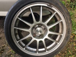 Rims 17 inch for Sale in Columbus, OH