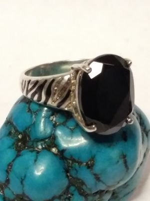 Size 10+1/4 Sterling silver ring for Sale in Willow Street, PA