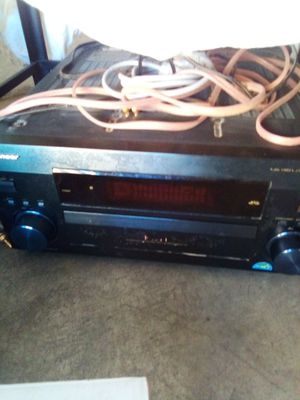 Pioneer video/audio receiver for Sale in Gilbert, AZ