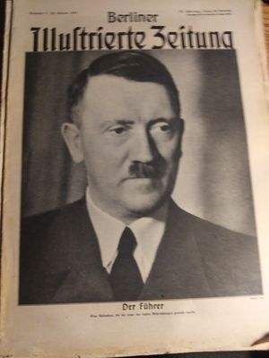 WW2 ...1941 monthly newspaper....original....authentic.....WW2 history. for Sale in Sioux Falls, SD