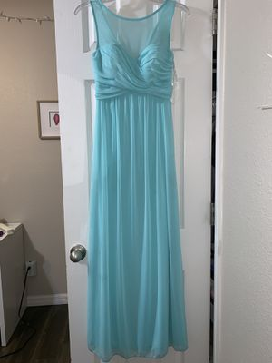 Formal teal dress for Sale in Saint Cloud, FL
