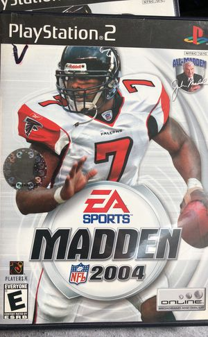 Madden 2004 ps2 for Sale in Everett, WA
