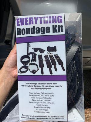 Full bondage set! for Sale in Tampa, FL