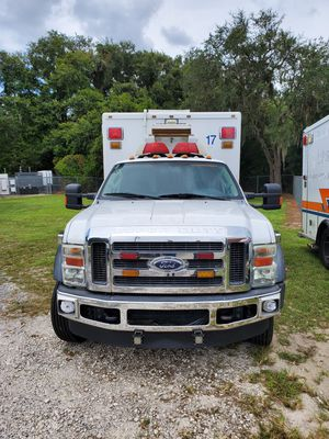 2010 Ford F450 Ambulance for Sale in Miami, FL