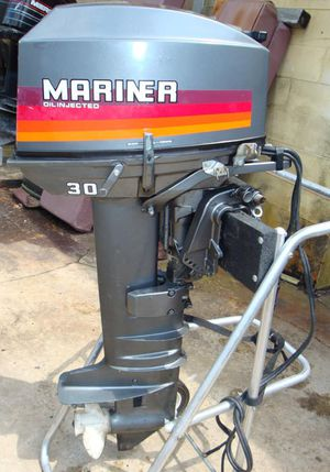 Mariner 30 hp outboard for Sale in Gulf Breeze, FL