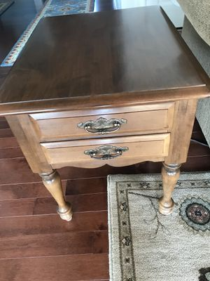 End table for Sale in Buffalo, NY