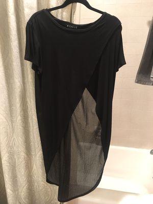 KONUS Black Streetwear Shirt for Sale in West Hollywood, CA