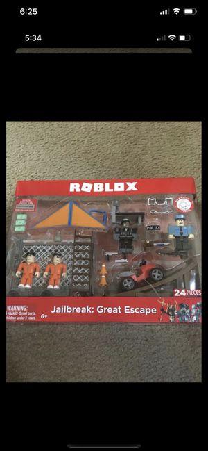 Roblox jailbreak great escape for Sale in Dinuba, CA