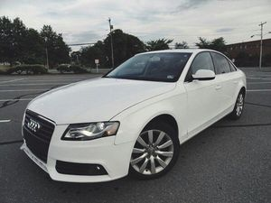 Moonroof&Sunroof2O1OAudi**A4^Automatic 6Speed for Sale in Washington, DC