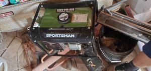 Sportsman generator for Sale in Midland, TX