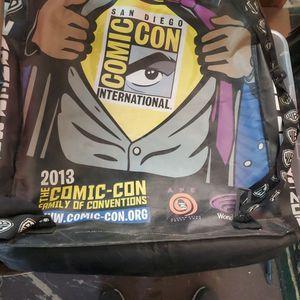 Original 2013 San Diego Comic-Con bag for Sale in Escondido, CA