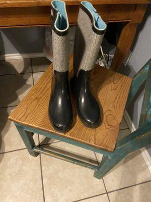 Women's rain boots for Sale in San Antonio, TX