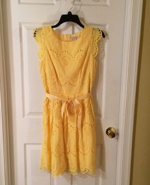 Yellow summer dress for Sale in Herndon, VA