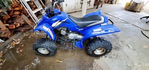 Yamaha Raptor 80cc for Sale in Fresno, CA