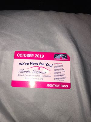 October monthly bus pass for Sale in Johnston, RI