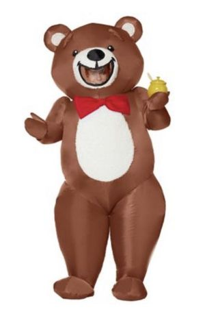 ADULT SIZE TEDDY BEAR INFLATABLE COSTUME sold out in stores for Sale in Irvine, CA