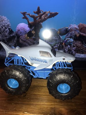 Megalodon monster truck (Remote control) for Sale in Riverside, CA