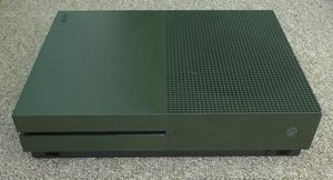 Perfect condition 👌👍 One month old Xbox one S military Green for Sale in Montgomery, AL