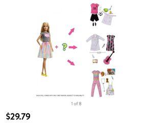 New Barbie surprise set for Sale in La Quinta, CA