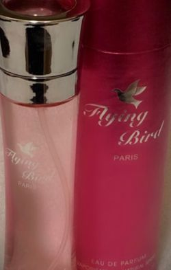 Flying Bird France/French Eau de Parfum EDP Spray Perfume NAME BRAND AUTHENTICITY GUARANTEE HOLOGRAM SHOWING Full Size 3.4 oz for Sale in San Diego,  CA