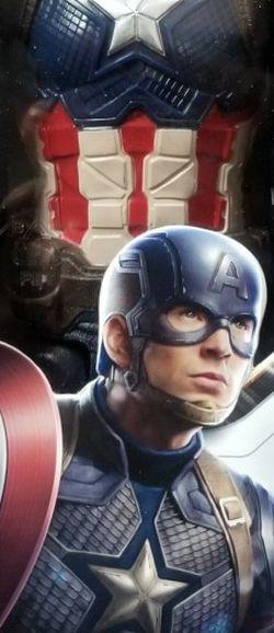 Captain America Titans Hero Action Figure for Sale in Baltimore,  MD